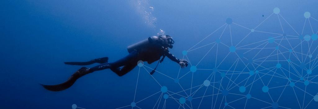 Scuba diving in data